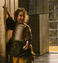 HOOCH,DE THE BEDROOM, 1658 1660, DETALJ 1, NGW
