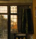 HOOCH,DE THE BEDROOM, 1658 1660, DETALJ 3, NGW