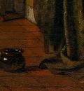 HOOCH,DE THE BEDROOM, 1658 1660, DETALJ 7, NGW