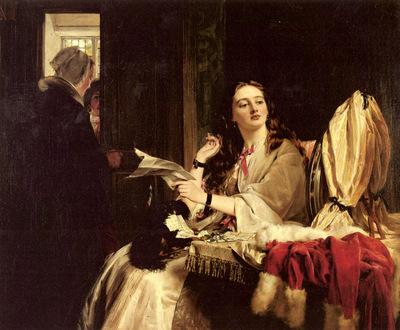 Horsley John Callcott St Valentines Day