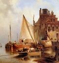 Hove van H The ferry Sun