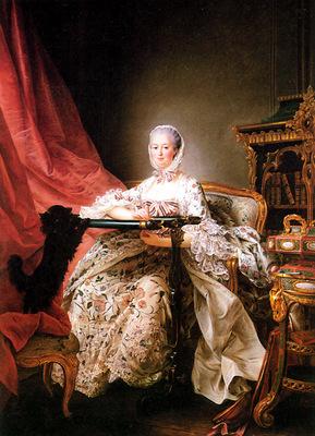 ger FrancoisHubert Madam de Pompadour