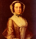 Hudson Thomas Portrait Of A Lady