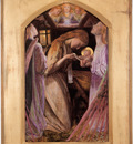 Hughes Arthur The Nativity