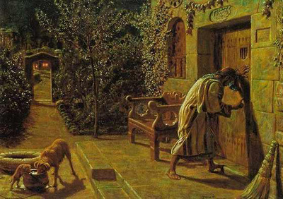 Hunt William Holman The Importunate Neighbour