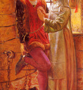 Hunt William Holman Claudio And Isabella