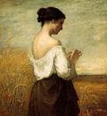 Peasant Girl CGF
