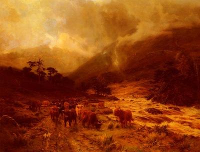 Hurt Louis Bosworth Glen Dochart, Perthshire
