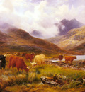 Hurt Louis Bosworth A Misty Day In The Highlands
