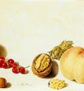 Huysum van Michiel Still life with fruit Sun