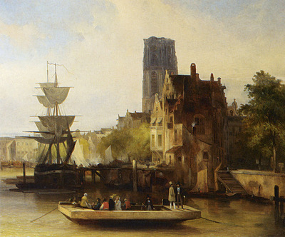 Kaa Jan Van Der The Ferry