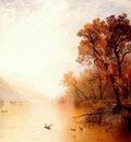 kensett lake george c1860s