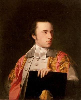 Kettle Tilly Portrait Of Lord Charles Spencer Churchill