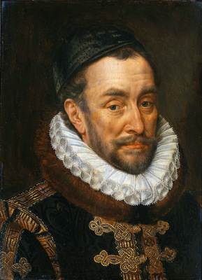 Key Adriaen Thomas Prince Willem van Oranje Sun