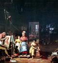 JLM 1815 C B King Itinerant Painter