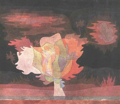 Klee Before the snow, 1929, Collection Allenbach, Bern