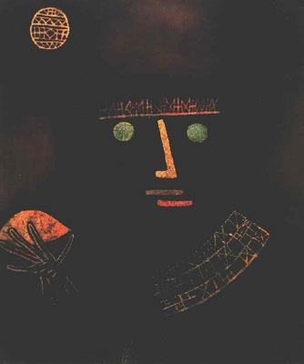 Klee Black Knight, 1927, North Rhine Westfalia State Collect