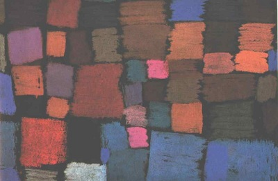 Klee Coming to bloom, 1934, Galerie Beyeler, Basel