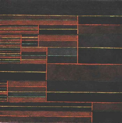 Klee In the current six thresholds, 1929, Solomon R  Guggenh