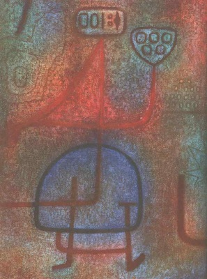 Klee La Belle Jardiniere, 1939, Kunstmuseum, Bern