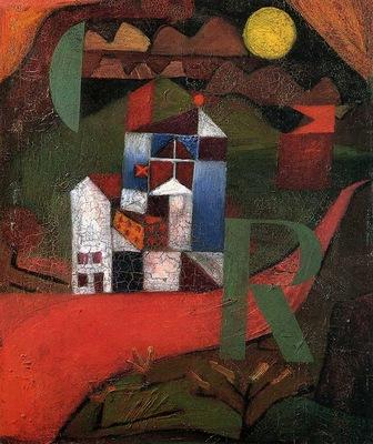 Klee Paul Villa R Sun