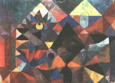 Klee The Light and So Much Else, 1931, Private, Germany