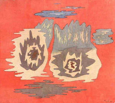 Klee The place of the twins, 1929, Klee Foundation, Bern