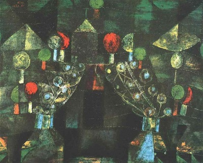 Klee Womens Pavilion, 1921, Private NY