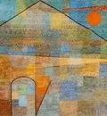 Klee Ad Parnassum, 1932, 100x126 cm,