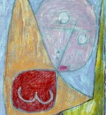Klee Angel Still Feminine, 1939, Kunstmuseum, Bern