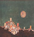 Klee Chosen Site, 1927, Private, Munchen