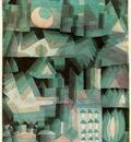 Klee Dream City, 1921, Priavate, Turin