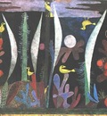 Klee Landscape with Yellow Birds, 1923, Priavet, Schweiz