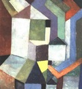 Klee Pious northern landscape, 1917, S  and C  Giedion Welck