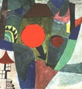 Klee With the Setting Sun, 1919, Coll Felix Klee, Bern
