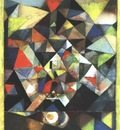 Klee With the egg, 1917, Collection Mr  and Mrs  Bruno Strei