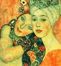 Gustav Klimt Friends, De