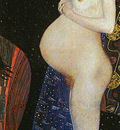 Klimt Hope I, 1903, oil on canvas, The National Gallery, Ott