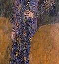 Klimt Portrait of Emilie Floge, 1902, 181x66 5 cm, Historisc