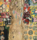 Klimt Portrait of a Lady, unfinished, 1917 18, oil on canvas