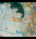 the three ages of woman, klimt 1600x1200 id