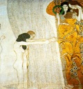 klimt beethoven frieze1