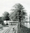 Knip Henri Country road in Meierij Sun