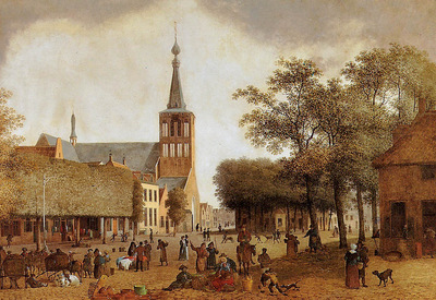 Knip Josehus Market in Helmond Sun
