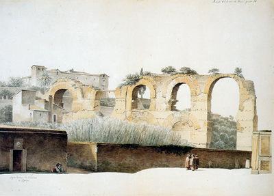 Knip Joseph Cesars palace in Rome Sun