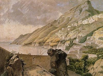 Knip Josephus View on Vietri Sun