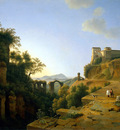 Knip Josephus Italian landscape
