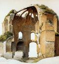 Knip Josephus augugstus The temple of Minerva Medica in Rom