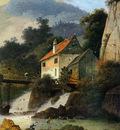 Knip Mattheus Watermill at Martinet de Roche Sun
