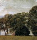 Kobke Christen Landscape Sun